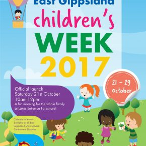 2017 East Gippsland Children's Week Celebration