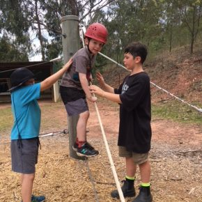 Junior Class adventures at Coonawarra Farm Resort