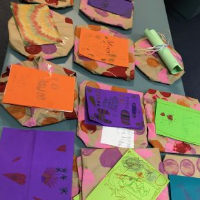 Mother's Day celebrations at CCPS